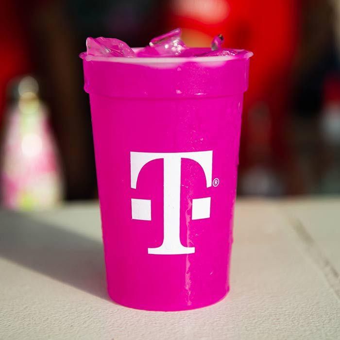 Custom T-Mobile cocktail