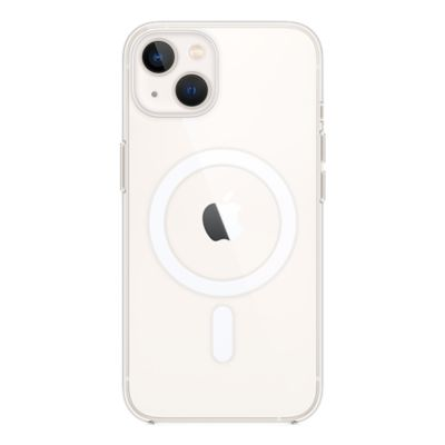 Apple Clear Case with MagSafe for iPhone 13 - Clear