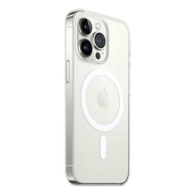 Apple Clear Case with MagSafe for iPhone 13 Pro - Clear