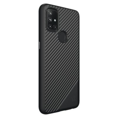 GoTo™ Fine Swell 45 Case for OnePlus Nord N10 5G - Black
