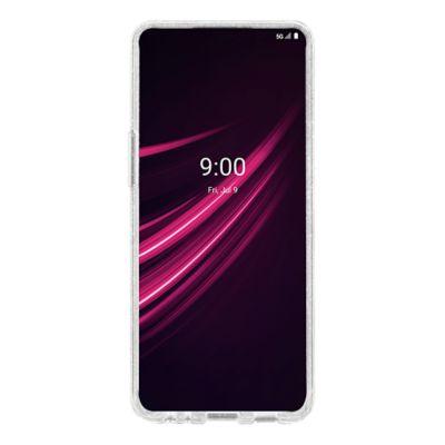 GoTo Define Sparkle Case for T-Mobile™ REVVL® V+ 5G - Clear Sparkle