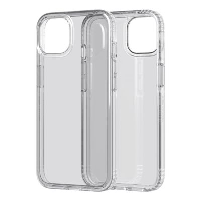 Tech21 Evo Clear Case for Apple iPhone 13 - Clear