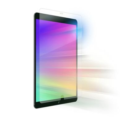 InvisibleShield GlassFusion Plus Screen Protector for Apple iPad 8/7th Gen - Clear