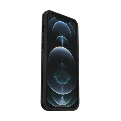 OtterBox Symmetry Plus Series Case for Apple iPhone 12/12 Pro - Black