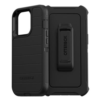 Otterbox Defender Pro Series Case for Apple iPhone 13 Pro - Black