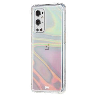 Case-Mate Soap Bubble Case for OnePlus 9 Pro 5G - Iridescent