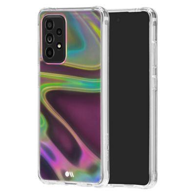 Case-Mate Soap Bubble Case for Samsung Galaxy A52 5G - Iridescent