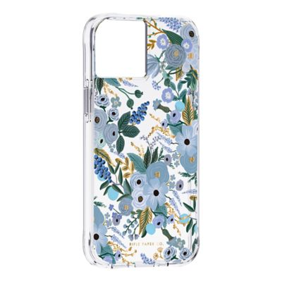 Case-Mate Rifle Paper Co. Case for for Apple iPhone 13 - Rifle Paper Garden Party