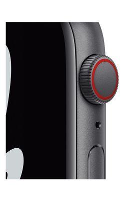 Apple Watch Nike SE 40mm - Space Gray AL - Black Band