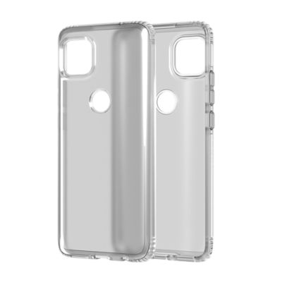 Tech21 Evo Clear Case for Motorola one 5G ACE - Clear