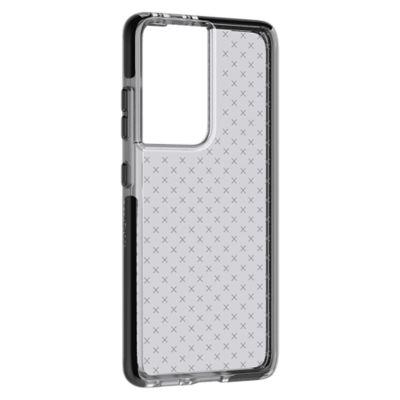 Tech21 Evo Check Case for Samsung Galaxy S21 Ultra 5G - Smokey/Black
