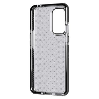 Tech21 Evo Check Case for OnePlus 9 5G - Smokey/Black
