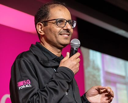 Abdul Saad Executive Vice President and Chief Technology Officer